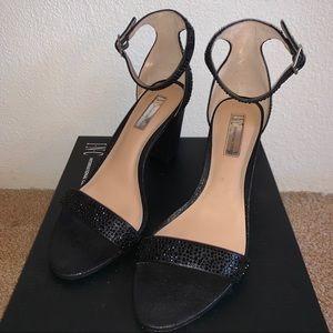 I.N.C International Concepts rhinestone heels